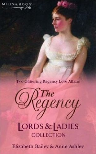 Regency Lords and Ladies Mills and Boon Historical Romances by